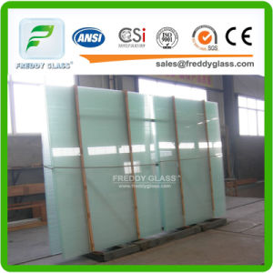 6.76mm Green Laminated Glass/Colored Toughened Bulletproof Laminated Glass pictures & photos