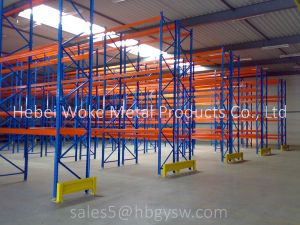 Warehouse Storage Beam Rack System pictures & photos