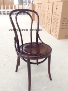 Wood Thonet Chair, Burgundy, White, Brown, Natural, Black Color pictures & photos