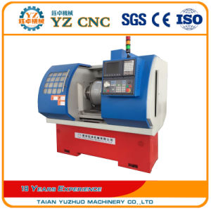 Diamond Cut Alloy Rim Repair Alloy Wheel Lathe Repair Machine pictures & photos