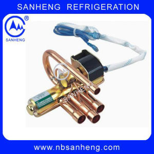 China Supplier of 4 Way Reversing Valve (DSF-9U) pictures & photos