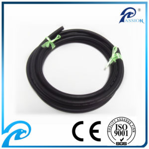 "5/16"" Flexible Rubber Diesel Hose with Fiber Braided pictures & photos"