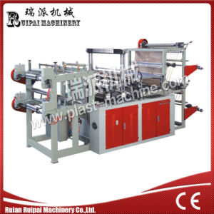 Two-Layer Rolling Vest Bag Making Machine pictures & photos