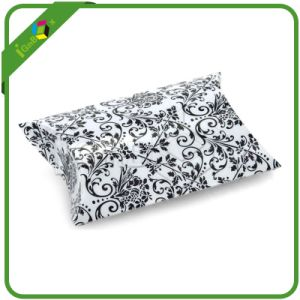 Paper Pillow Box / Folding Pillow Box pictures & photos