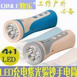 Rechargeable LED Flashlight (QLED-305)