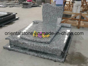 Granite Stone European Carving Monument/Tombstone