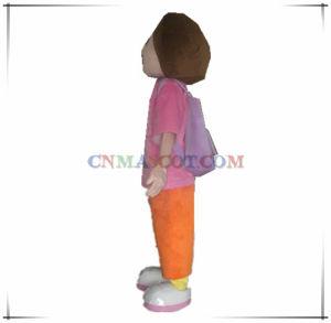 Quality Dora The Explorer Cartoon Character Mascot Costume pictures & photos