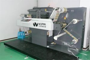 Automatic Intermittent Rotary Die-Cutting Machine pictures & photos