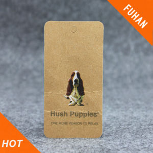 Hangzhou Fuhan Personalized Print Paper Hang Tag with Free Design pictures & photos