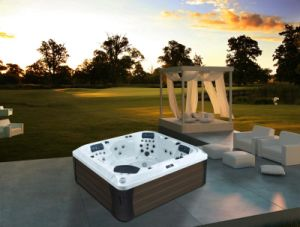 Outdoor SPA with USA Balboa Control panel Leisure Hot Tub M-3388 pictures & photos