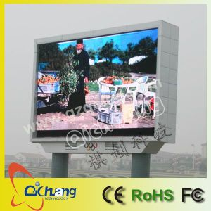 P10 Outdoor Big Full Color LED Display Screen pictures & photos