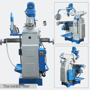 Turret Milling Machine on Turret (X6332WA milling machine) pictures & photos