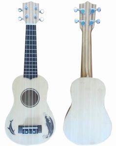 """21"""" 4-Strings Ukulele (CSBL-U302)"""