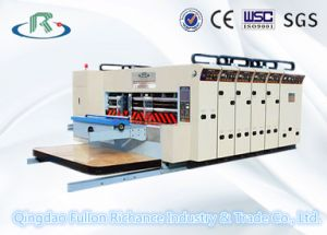 Semi Automatic Printing Machinery Slotting Die Cutting Machine pictures & photos