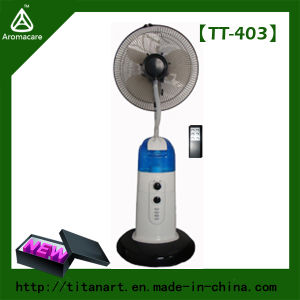 Anion Mist Fog Water Fan (TT-403) pictures & photos