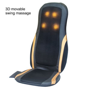 3D Swing Full Body Shiatsu Kneading Car Seat Massage Cushion pictures & photos