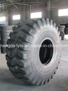 Chinese Good Manufacture Tube 27.00-49 E3/L3 OTR Tyre with High Quality