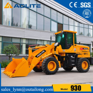 Telescopic Mini Loader Tractor Front Loader 930 in Europe pictures & photos