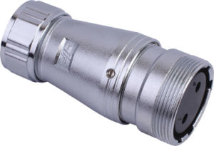 Circular Cable Power Waterproof Connector (Gp28f-2k)