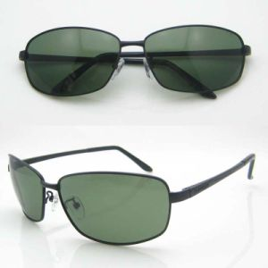 High Quality Promotion Man Metal Sunglasses pictures & photos