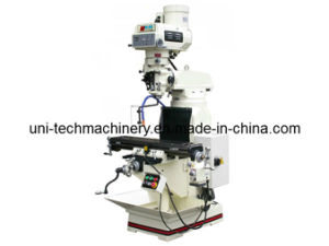 Universal Multi-Function Turret Milling Machine 0ss pictures & photos