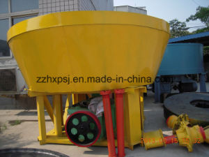Gold Grinding Pan Mill Wet Type pictures & photos
