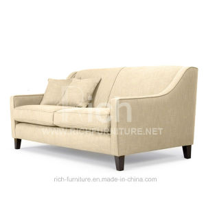 Modern Hotel Bedroom Leisure Sofa (3 seater) pictures & photos