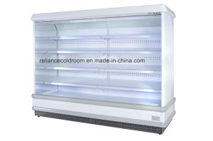 Refrigerated Multideck Cabinets for Supermarket pictures & photos
