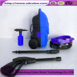 Electric Cold Water High Pressure Washer pictures & photos