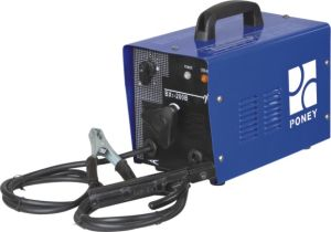 Aluminum Coiled Single Phase AC Arc Welder pictures & photos