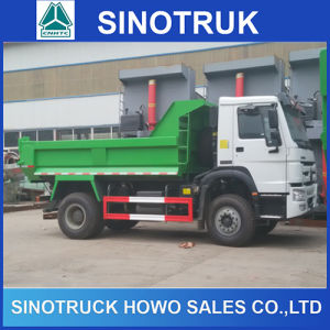 6 Wheel Truck Dimension 4X2 Tipper Truck for Sale pictures & photos