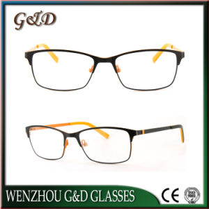 Popular Metal Optical Frame Eyewear Eyeglass 52-082 pictures & photos