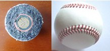 Practice/Training Baseball for Baseball Bat (ZM-BB-5C) pictures & photos