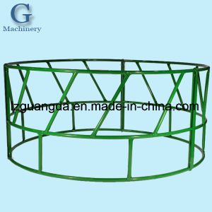 Round Bale Feed Rack Hay Feeder pictures & photos