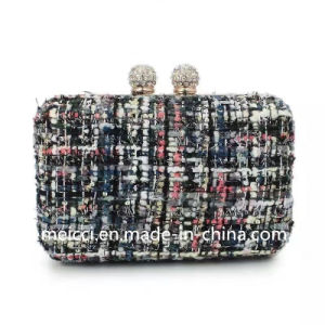 Double Glass Stone Bead Party Eveing Bag pictures & photos