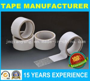 Self Adhesive Double Sided Tape, Double Sided Tissue Tape Jumbo Rolls