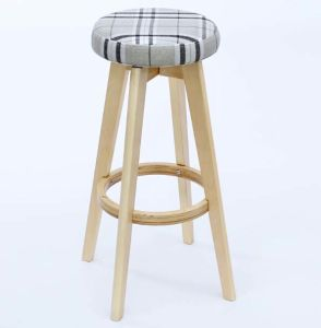 Hot Selling Wooden Bar Stool with High Quality (M-X1165) pictures & photos