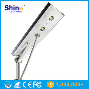 8m 9m 7m Light Pole 50W LED Solar Street Light pictures & photos
