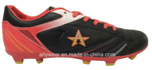 Men′s Soccer Boots Football Shoes with TPU Outsole (815-5532) pictures & photos