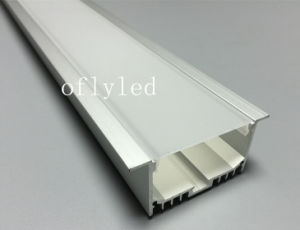 Recessed Aluminum LED Profile for LED Strip Lights pictures & photos