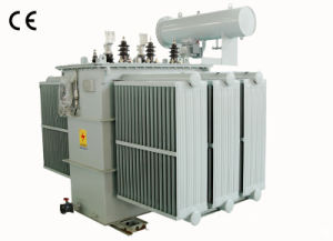 S11 Series 10kv Oil-Immersed Electric Power Transformer (S11-1000/10)