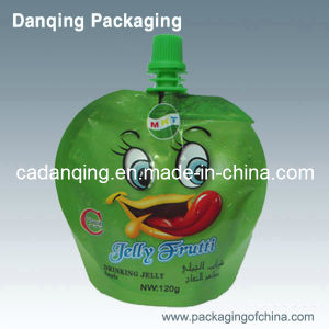 New Product Jelly Fruit Juice Pouch with Spout (DQ0115) pictures & photos