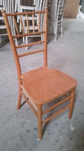 High Quality Beech Wood Silla Tiffany Chair/Chiavari Chair for Sale pictures & photos
