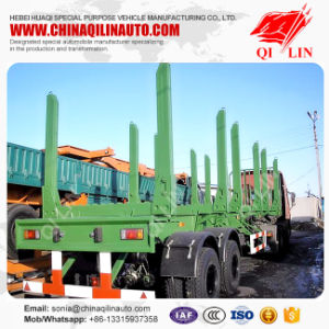 Cheap Price of Forest Log Trailer pictures & photos