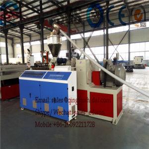 PVC Skinned Crust Foam Board Machine with TUV SGS Ce Approved