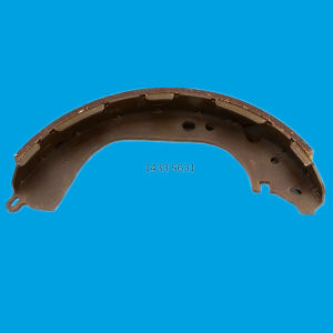 S631 Autoparts Brake Shoes with Lining
