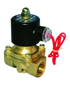 Brass Solenoid Valve for RO Water Treatment pictures & photos