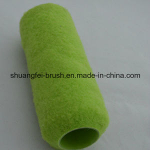 Pile 22mm Green Good Quality Polyester American Style Paint Roller for Painting pictures & photos