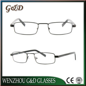 Fashion New Design Metal Glasses Eyewear Eyeglass Optical Frame 50-701 pictures & photos