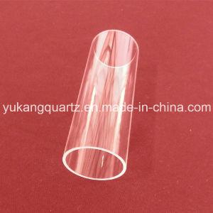 Deep Cutoff UV Black Quartz Tube for Xenon Lamp Steeve pictures & photos